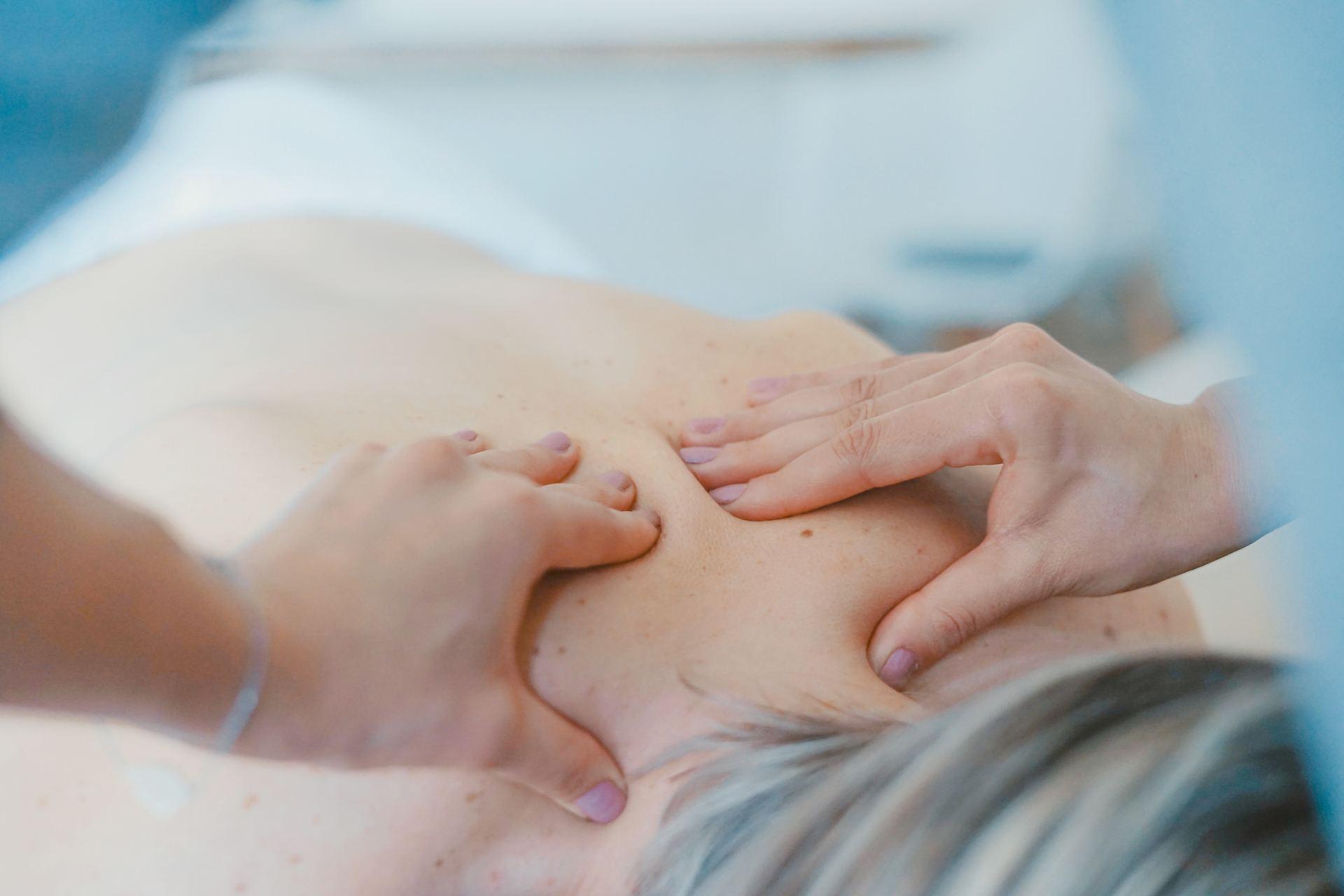 Massage kan hjælpe dig af med dine spændinger i kroppen