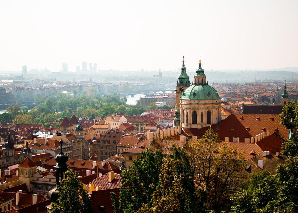 Prag er fantastisk til en kortere rejse
