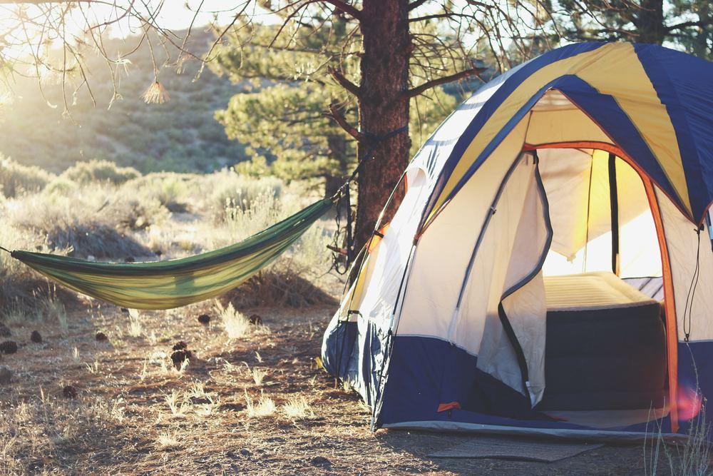 Sådan kommer du i gang med camping