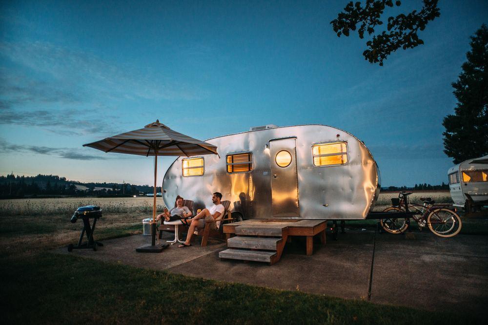 Oplev friheden på Danmarks campingpladser