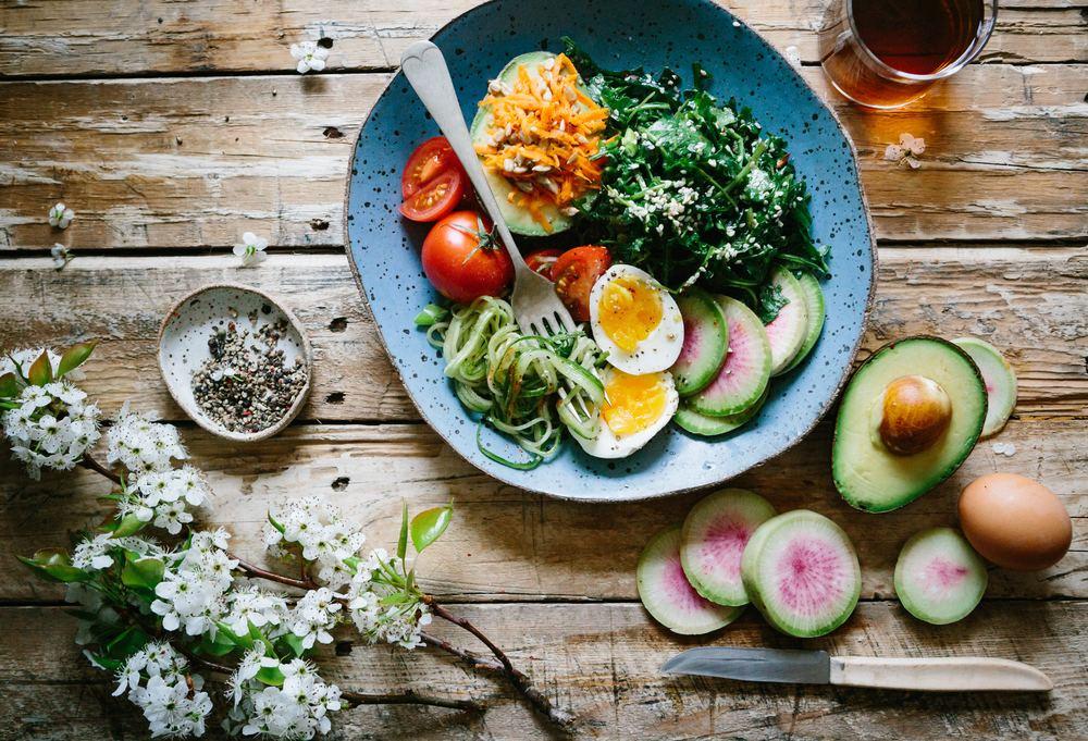 Lev sundt med en anti inflammatorisk livsstil