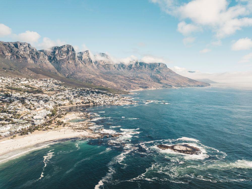 Oplev spændende historie, vild natur og et rigt dyreliv i Sydafrika