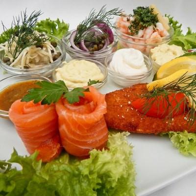 Kan man få dansk mad ud af huset i Sønderborg?